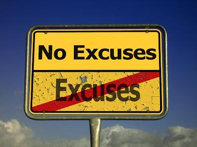 No hay lugar para las excusas ante tu cliente