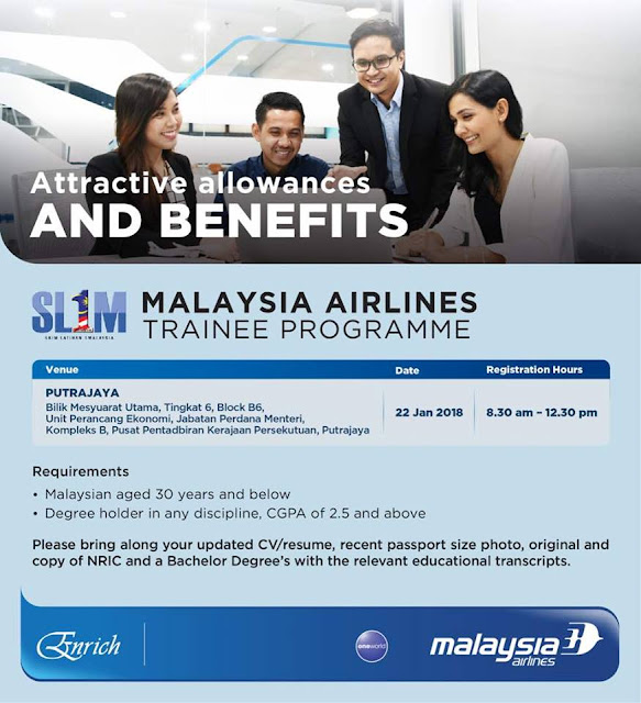 SL1M MALAYSIA AIRLINES