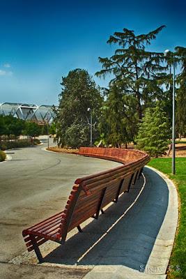 Madrid Río - Día del Libro