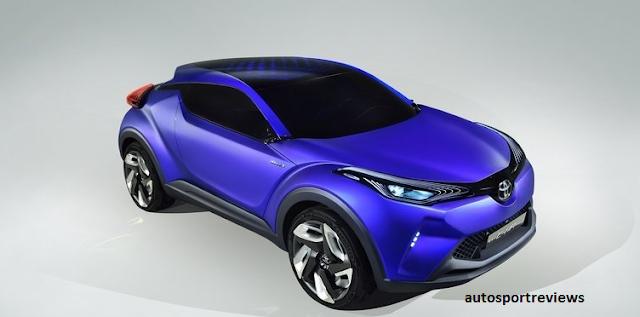 2016 Toyota C-HR Concept Specs