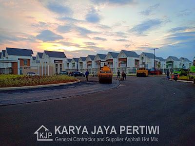 Jasa Pengaspalan Bandung Jawa Barat Sekitarnya, Kontraktor pengaspalan hotmix