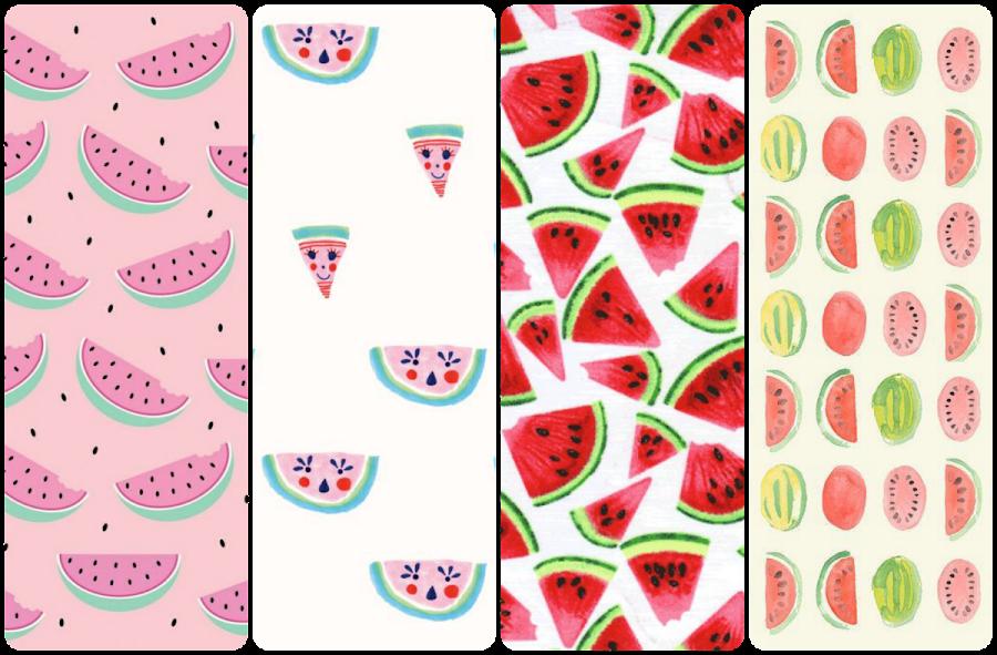 fondo de pantalla whatsapp watermelon sandia rojo frutas iphone wallpaper samsung android gratis free