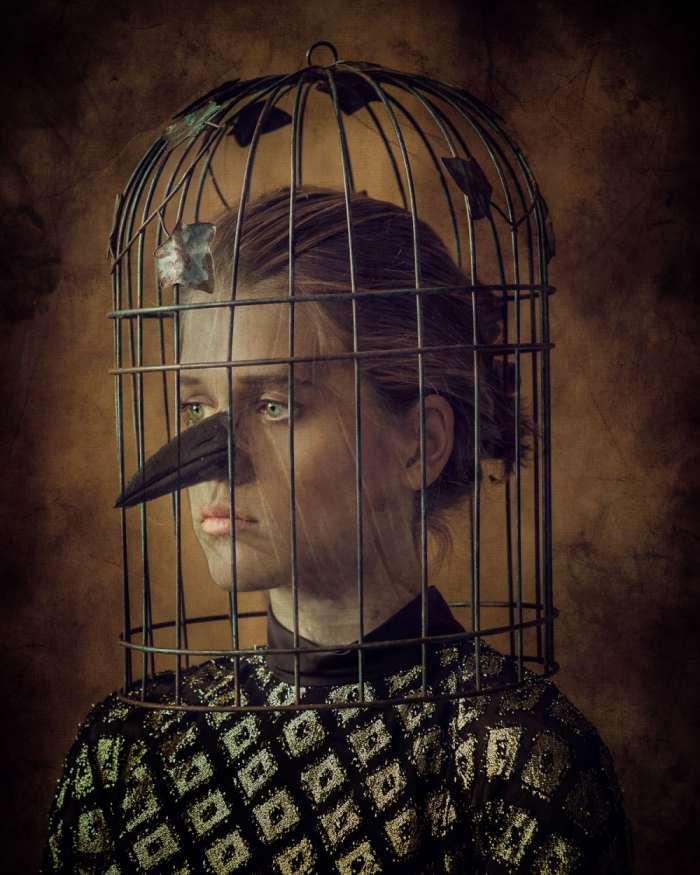 Мир, которого не существует. Maria Kanevskaya