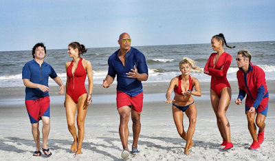 Baywatch (2017) Movie Cast