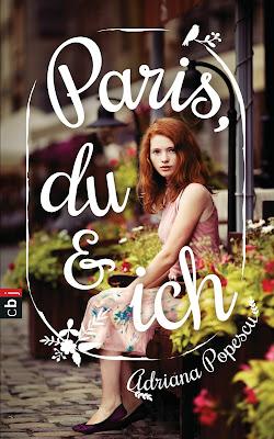 Rezension   Paris, du und ich   Adriana Popescu   www.book-a-loo.blogspot.de