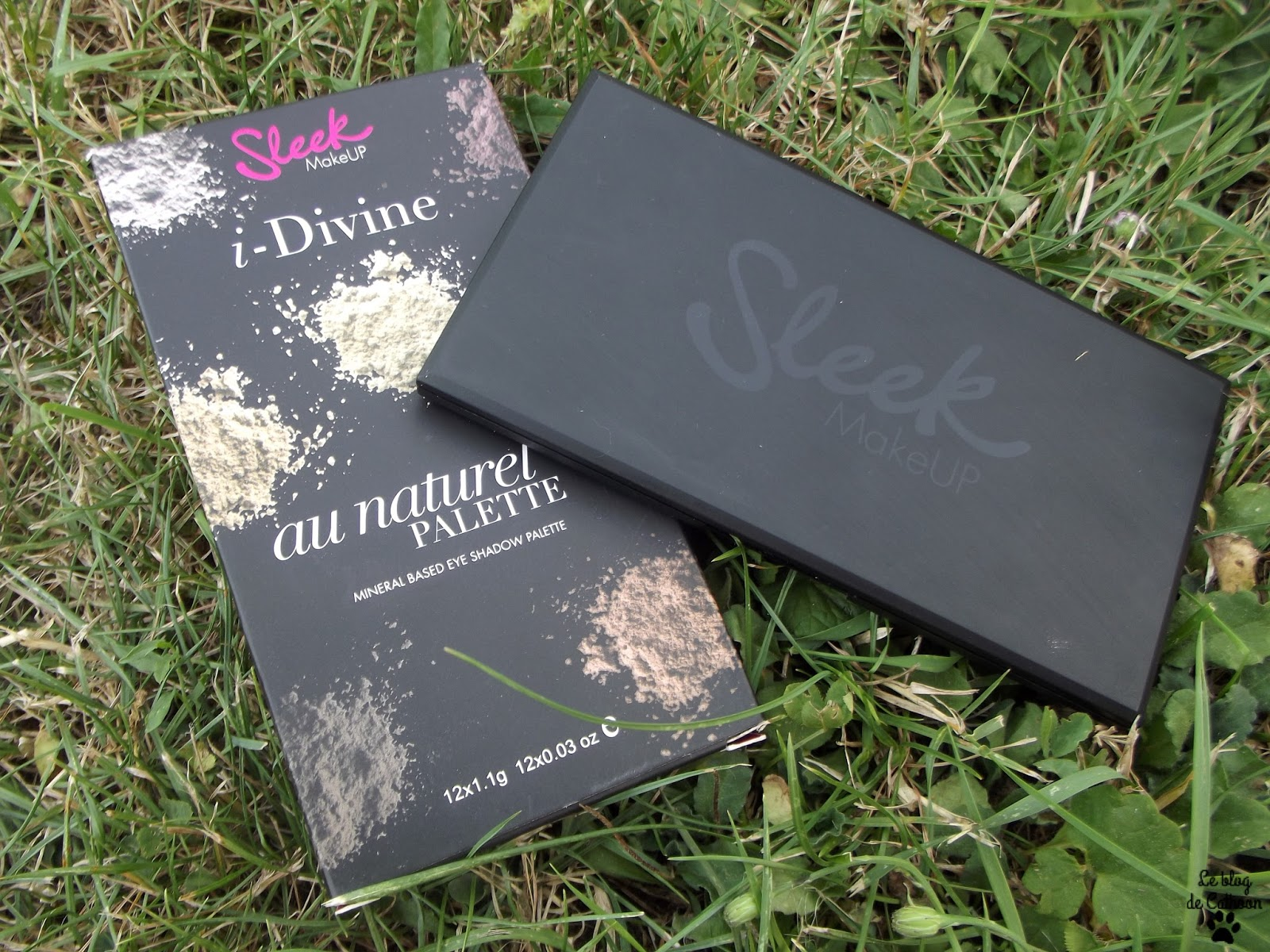 Palette Au Naturel - I Divine de Sleek