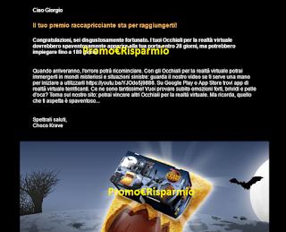 Logo Gioca e vince uno delle centinaia di Occhiali Krave per la realtà virtuale