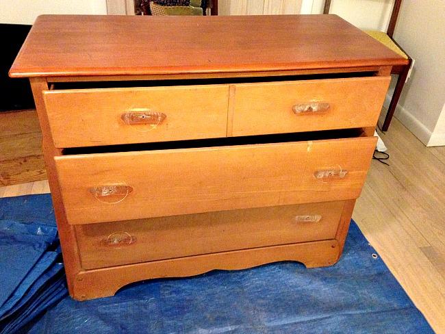 How to Update Mismatched Vintage Furniture