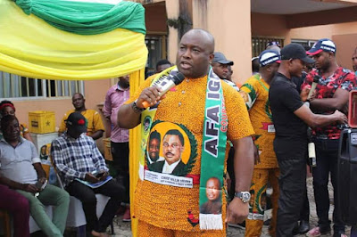Politics of Envy: Patrick Ifeanyi Ubah's Tale of Loss and Pitiable Hate, By Tobenna Obiano