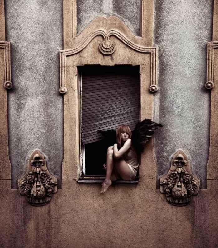 Сюрреалистические образы. Flora Borsi (фотограф)