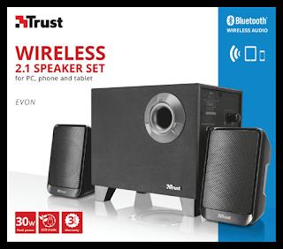 trust wireless 2.1 speaker
