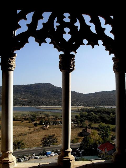balcones castillo de manzanares