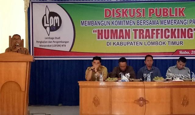 Semua Pihak Bahas Perdagangan Manusia