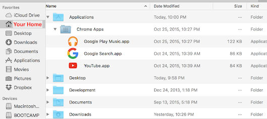How to remove Google Apps on my mac with El Capitan