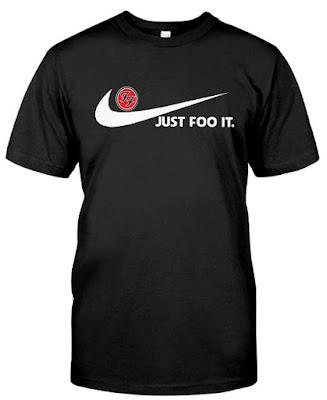 just foo it t shirt, just foo it shirt