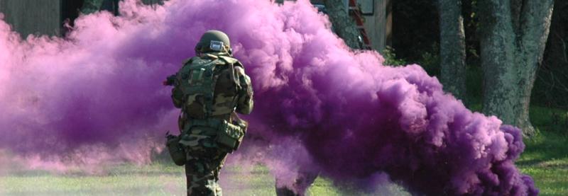 ЗСУ придбали понад 5000 ручних димових гранат