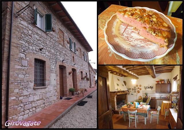 Villa Rustichino Agriturismo Giano Umbria