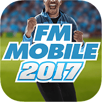 Football Manager Mobile 2017 Cracked APK + Data Android