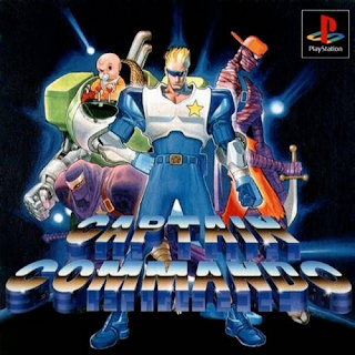 Captain Commando ISO PS1/PSX High Compress