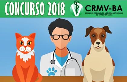 Concurso CRMV-BA 2018 - Salvador