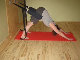 pln yoga studio  pamela nelson sling into action