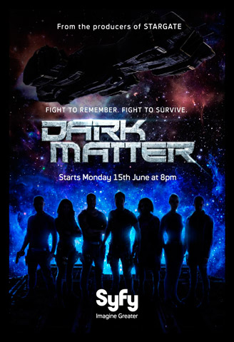Dark Matter (2015-) ταινιες online seires oipeirates greek subs