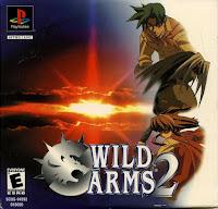 Wild Arms 2 Box Art