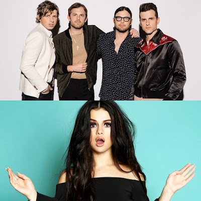 Kings of Leon hizo un cover de 'Hands To Myself' de Selena Gomez