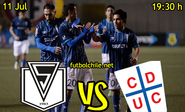 VER STREAM YOUTUBE RESULTADO EN VIVO, ONLINE: Santiago Morning vs Universidad Católica