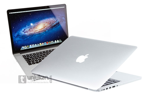 Harga Apple MacBook Pro with Retina Display MF839ID