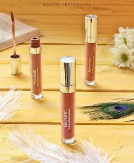 Tampil Cantik Natural dengan Wardah Lip Cream