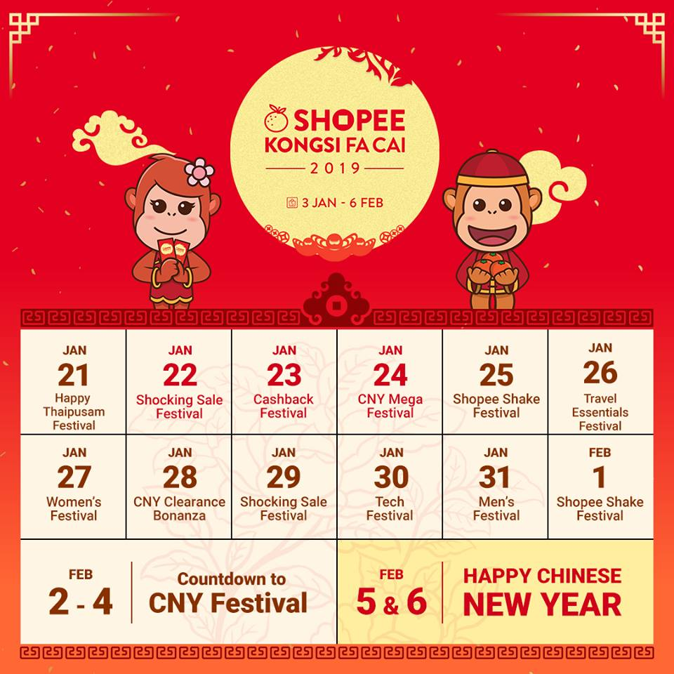 Sunshine Online & a.s.a.p fashion officially launched at Shopee Mall
