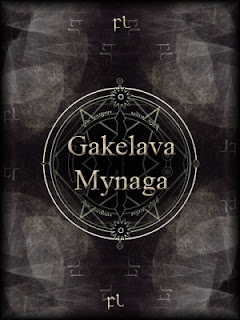 Gakelava Mynaga Cover