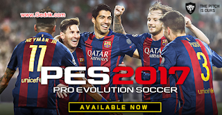 Download Pro Evolution Soccer 2017 Beta V0.1.0 Apk+Data For Android