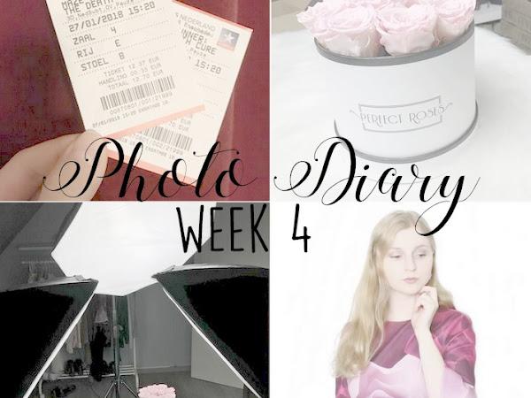 Photo Diary Week 4