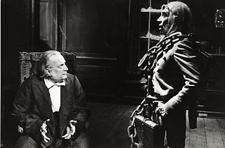 George C. Scott A Christmas Carol