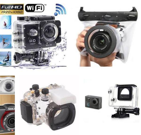 Underwater Recording Camera HD - High Quality Waterproof Camera