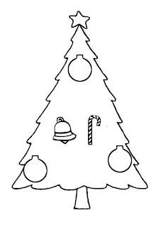 Como Se Desenha Uma Arvore De Natal