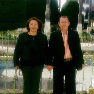 Testimonio de nuestros peregrinos Jorge Veloz y Ximena López