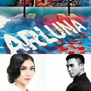 Anzalna dan Saharul Ridzwan, Pelakon Drama Arluna, Hero dan Heroin Drama Arluna, Novel Arluna,