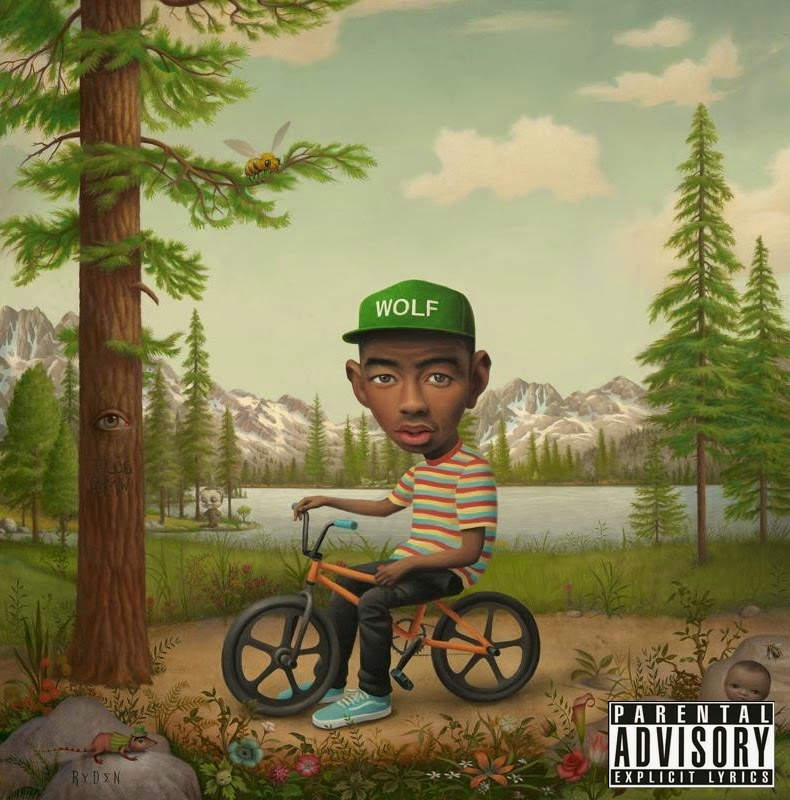 Tyler, The Creator - Wolf (Deluxe Edition) [2013]