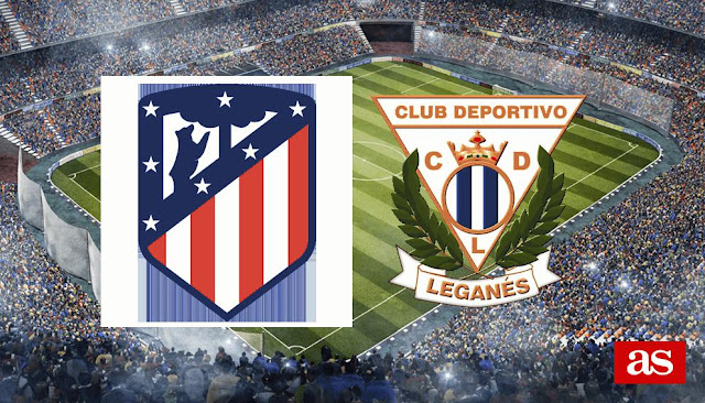 Atletico Madrid vs Leganes - Highlights & Full Match