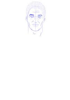 Langkah 7. Super Simpel Menggambar Luis Suárez