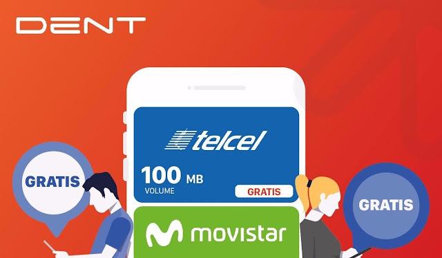 Dapat Reload Percuma Dengan Aplikasi Dent app