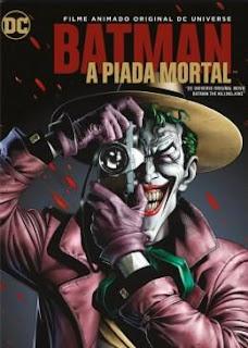 Batman: A Piada Mortal – Dublado (2016)