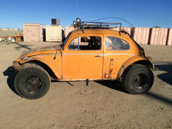 Used 1963 Baja Bug Classic Street Legal By Owner