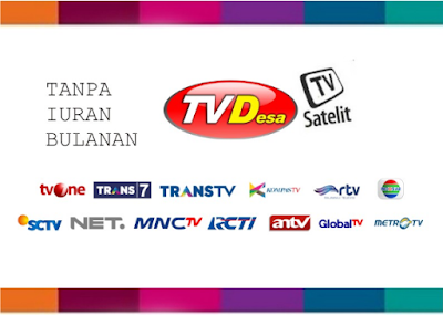 Channel List TV Desa