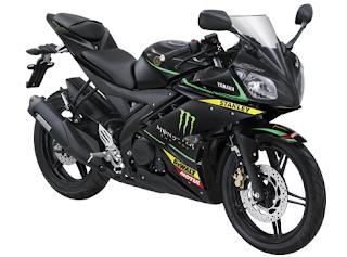 tanah air saat ini sedang dilanda demam motor sport Harga Yamaha R15 Terbaru Harga YZF R15 Paling Baru