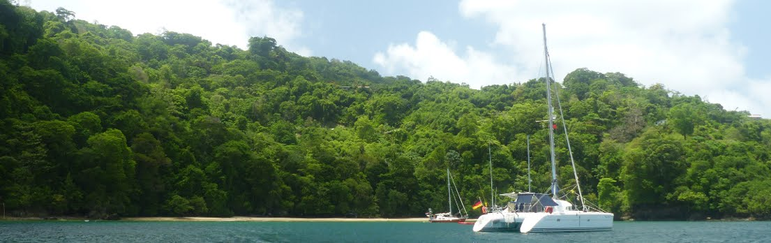 5. Juli - Pirates Bay - Charlotteville - Tobago