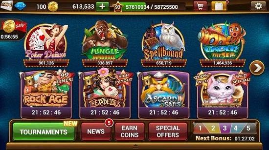 Các thuật ngữ thường dùng trong slot game